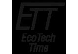 ETT (Eco Tech Time) brand logo