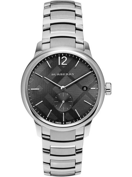 Burberry men's watch BU10005, stainless steel strap