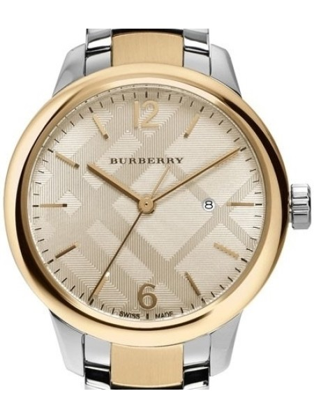Burberry ladies' watch BU10118, stainless steel strap