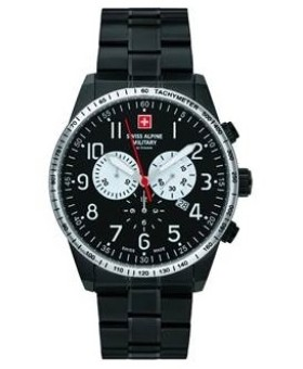 Swiss Alpine Military SAM7082.9177 herenhorloge