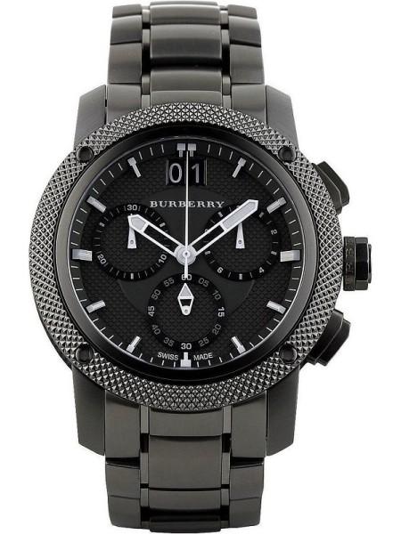 Burberry men's watch BU9801, stainless steel strap