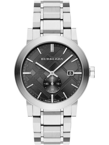 Burberry men's watch BU9901, stainless steel strap
