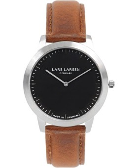 Lars Larsen 135SB-BR men's watch