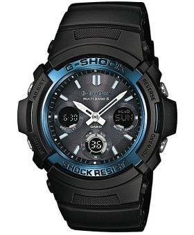 Casio AWG-M100A-1AER men's watch