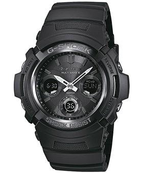 Casio AWG-M100B-1AER men's watch