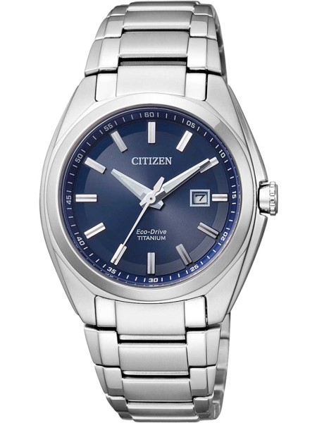 Citizen dameshorloge EW2210-53L, titanium bandje