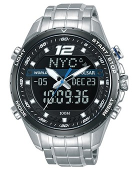 Pulsar PZ4027X1 men's watch