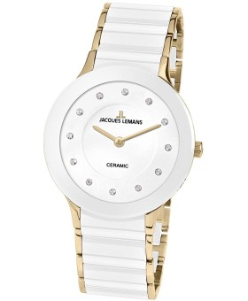 Jacques Lemans 1-1856G ladies' watch