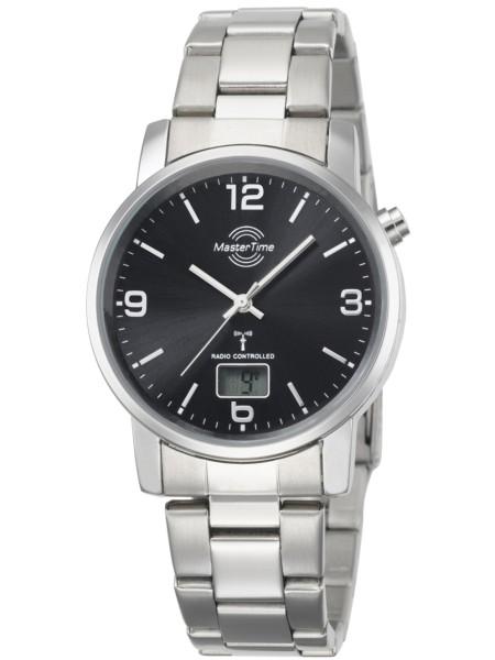 Master Time men's watch MTGA-10302-21M, stainless steel strap