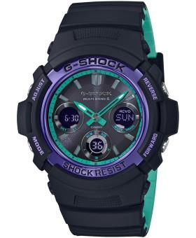 Casio AWG-M100SBL-1AER men's watch