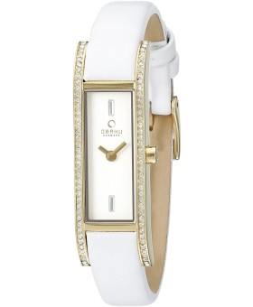 Obaku V159LEGIRW ladies' watch