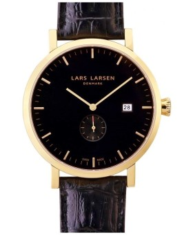 Lars Larsen 131GBLBL men's watch