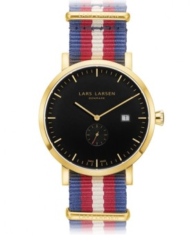 Lars Larsen 131GBNN men's watch