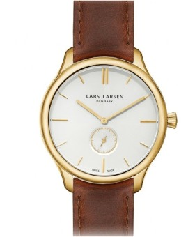 Lars Larsen 122GBBL men's watch