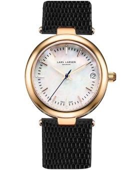 Lars Larsen 126-RG/Black ladies' watch