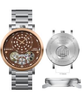 Carlo Cantinaro CC1004GB004 men's watch