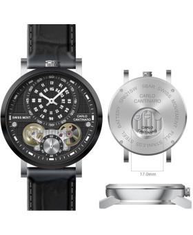 Carlo Cantinaro CC1004GL007 men's watch
