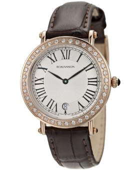 Romanson RL1253QL1RA12B ladies' watch