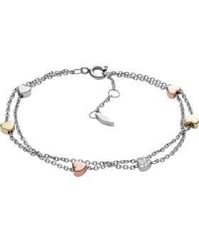 Fossil ladies' bracelet JF02854998