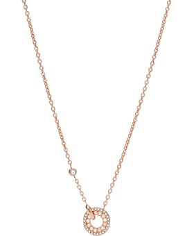 Fossil ladies' necklace JF03543791