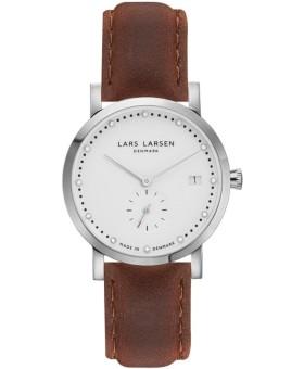 Lars Larsen WH137SW/BS18 ladies' watch
